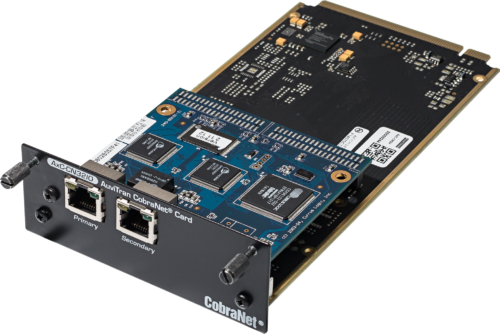 AxC-CN32IO Cobranet Interface Card
