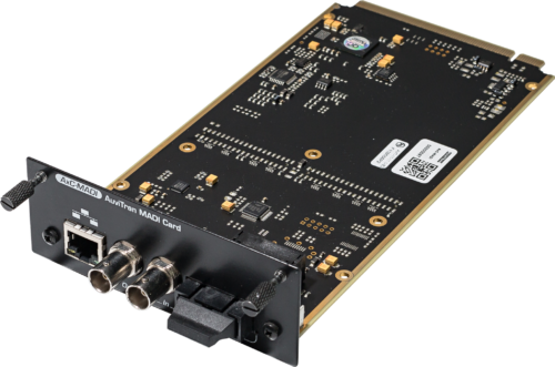 AxC-MADI Interface Card